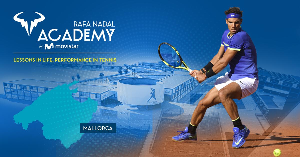 Tennis Academy Mallorca Spain Europe Rafa Nadal Academy By Movistar
