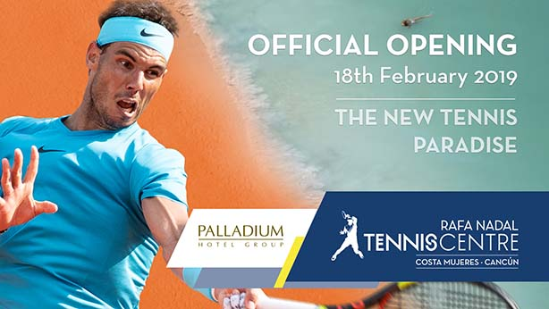 """sports shoes 86fc1 7a302 Rafa Nadal to open the world s first """"Rafa Nadal Tennis Centre"""" in Costa  Mujeres"""